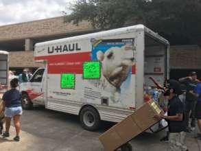 Truck from Oklahoma