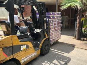 Disaster Relief - Distribution Resources