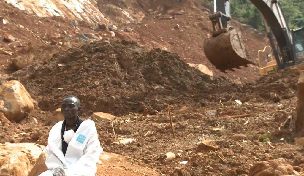 SENAVA - Sierra Leone Mudslide Recovery Film
