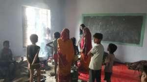 Emergency shelter & food supply