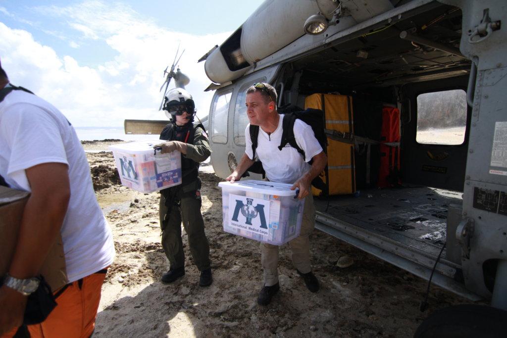 Emergency Response to the Mexico Earthquake