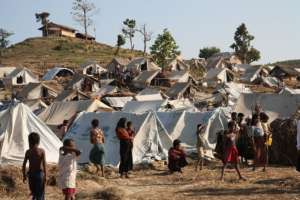 Help to Set-up Mobile Clinic for Rohingya Refugee