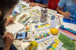 YES arts workshop