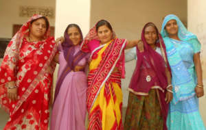 Empowering 120 Rural women through microfinance