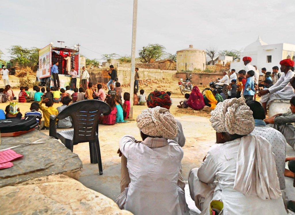 Make Rural India Financial literate