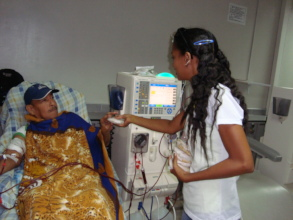 Hungry dialysis patient gets free lunch from SAI