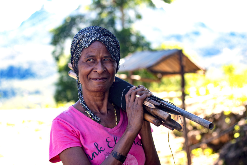 Women Driving Peace and Economic Development
