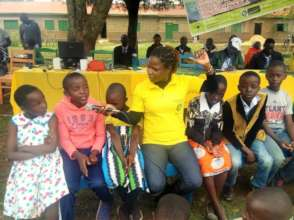 Children giving their views on the effects of FGM