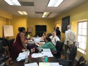 8 organizations receive VISTA training.