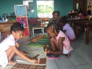 St. Croix Montessori School Reopens!