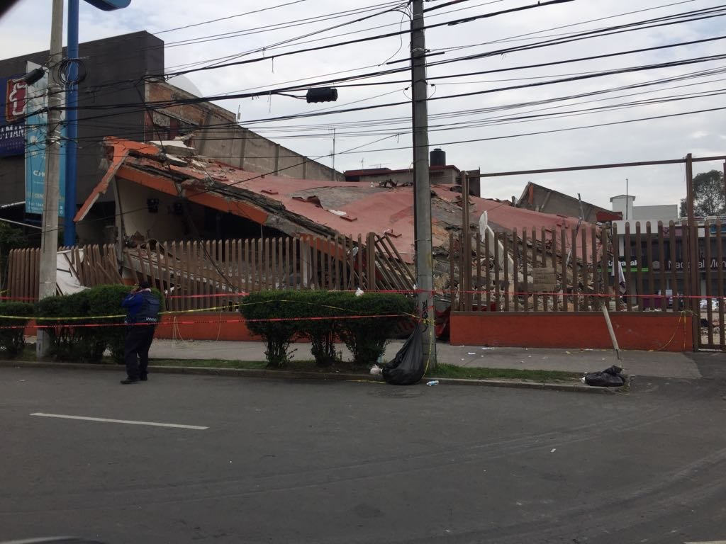 Help Mexico with earthquake relief efforts