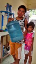 Instalacion Mesita Azul en Oaxaca (Cantaro Azul)