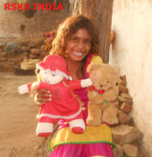 Giving Joy to slum kids this Diwali & X-mas