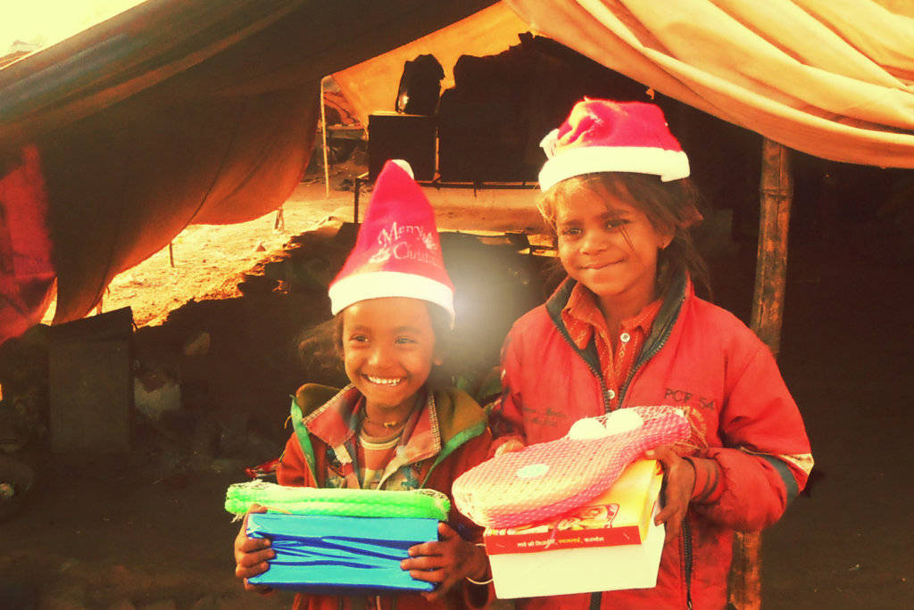 This XMAS Joy of Giving to Slum Kids