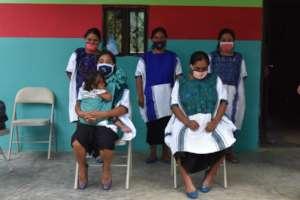 artisan women of the tsajalche group