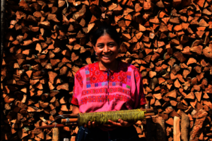Empowering Mayan women through ancient textiles