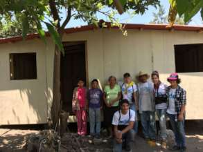 beneficiaries at Morelos.