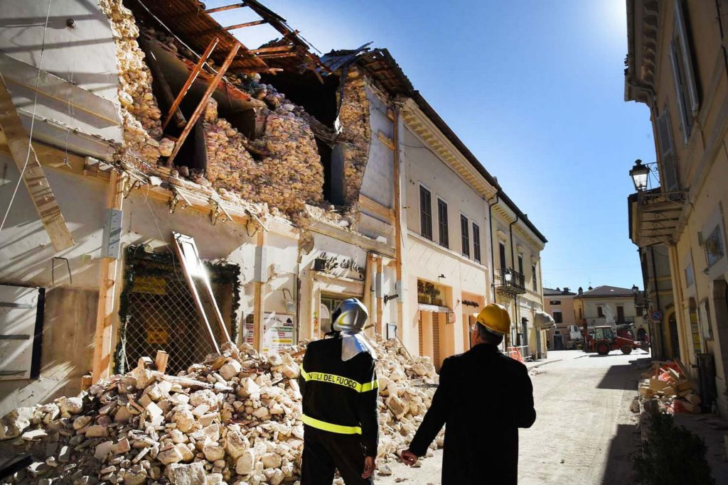 Central Italy Earthquake Relief - Slow Food