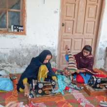 Sewing machines bring freedom from extreme poverty