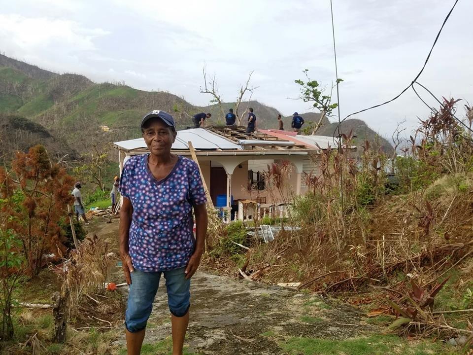 Hurricane Maria Relief in Puerto Rico & Dominica