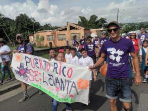 Anniversary Parade, Yabucoa
