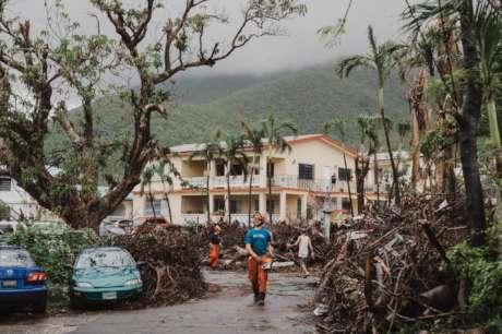 Caribbean Hurricane Relief