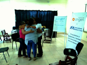 Psychosocial support session