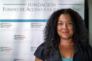 Adi G. Martinez, executive director of the FFAJ.
