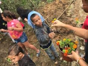 Matria visited Miraflores after Hurricane Maria.