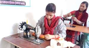 Empowering Marginalized Girls with Skill !!