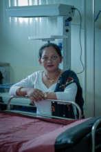 Kalpana S., 33 y/o, ANM