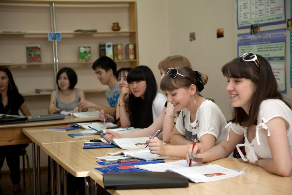 Inspire the Growth of Kazakhstan's Global Citizens