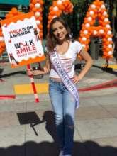Esmeralda R. 'Miss Teen Calif Petite' for PARTI