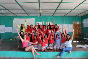 Girl's Workshop in Paoyhan Village