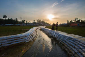 New infrastructure makes Cox's Bazar a safer place