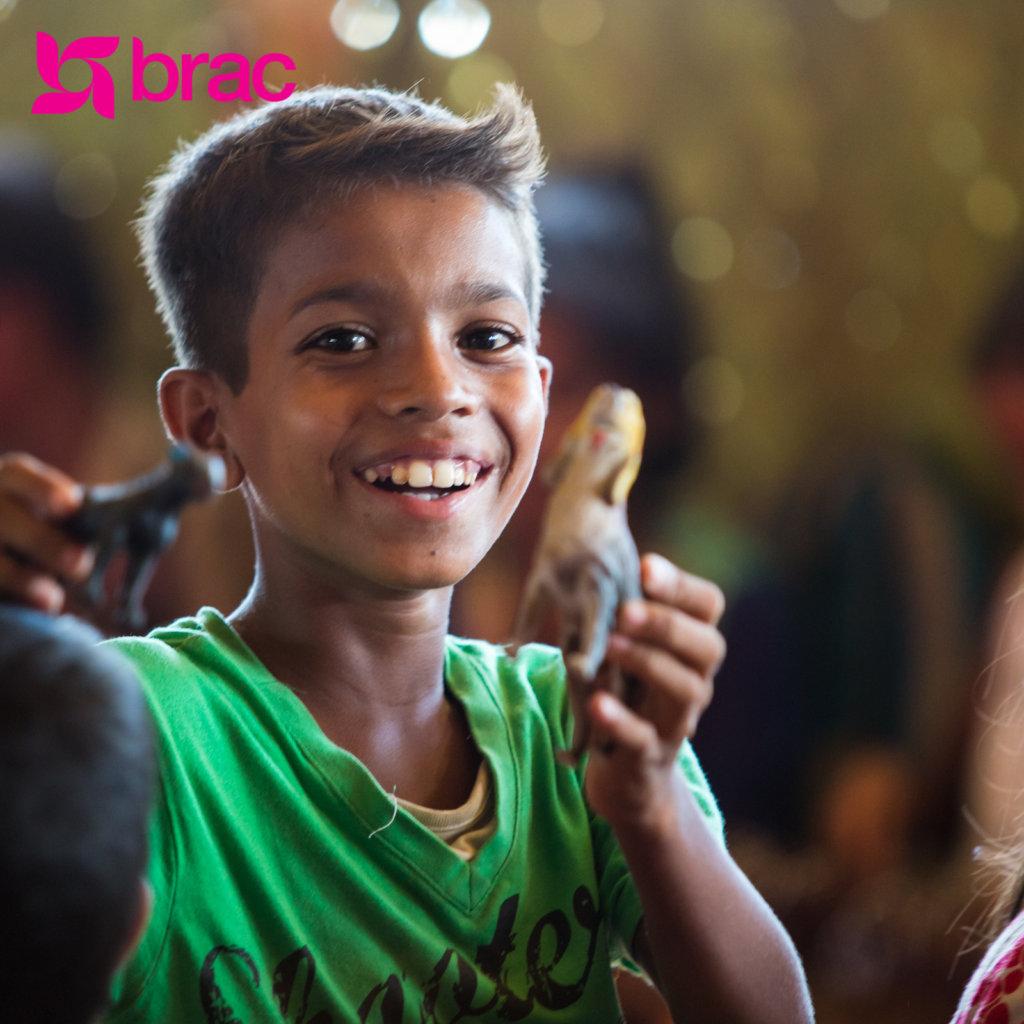 Humanitarian aid for Rohingya families