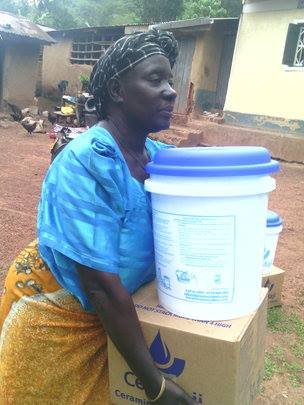 Water purifiers for 50 families to have safe water