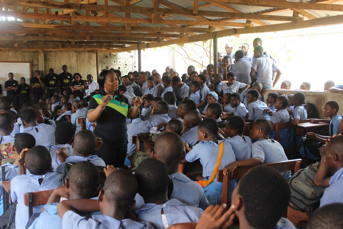 Provide Safe and Conducive Learning Environments - GlobalGiving