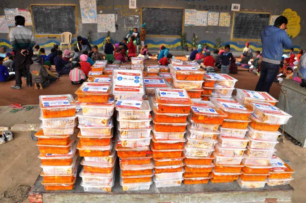 Provide One Month Meal to 5000+ Poor Children