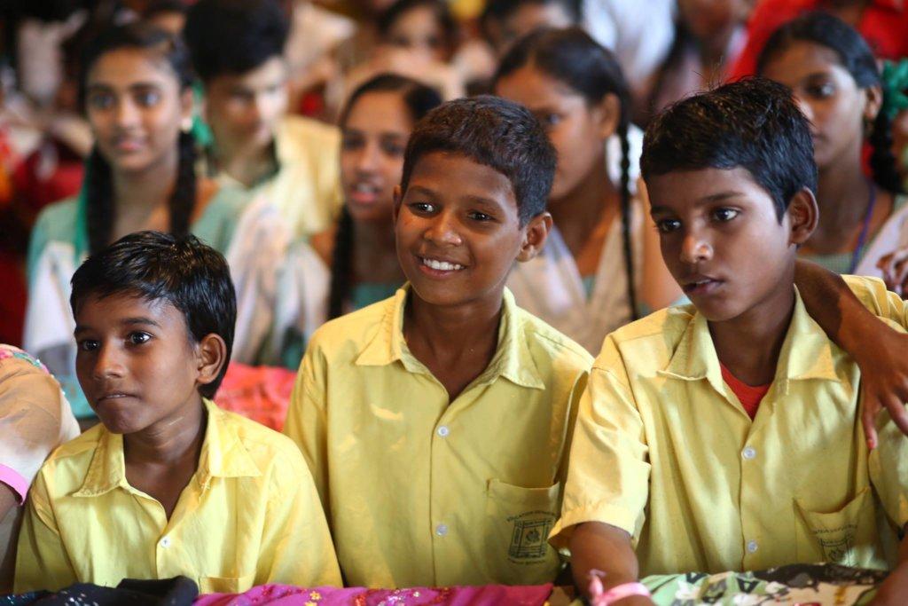 Help 750 child labourers go to school, not work