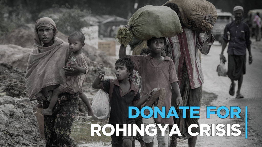 Addressing the Urgent Needs of the Rohingyas