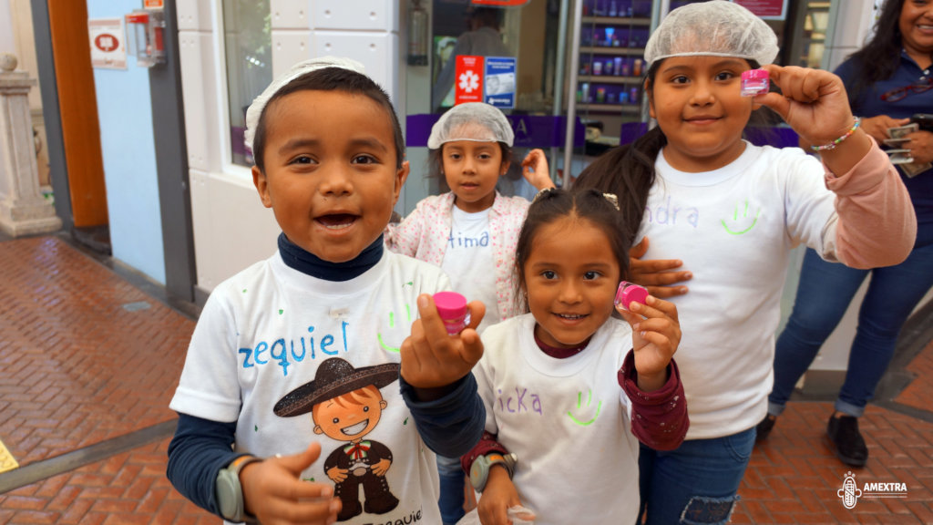 Education & Health for 250 children in Tultitlan