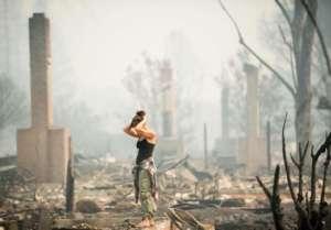 West Coast Wildfire Relief: Helping Children
