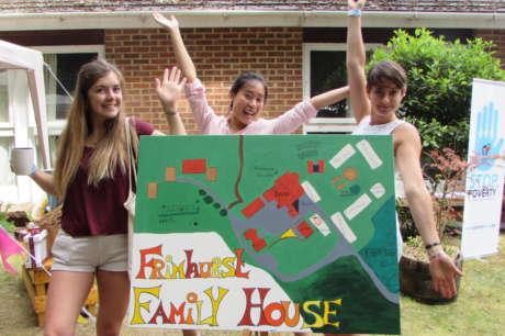 Support Frimhurst Family House