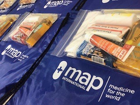 Provide Disaster Health Kits for Dorian Survivors