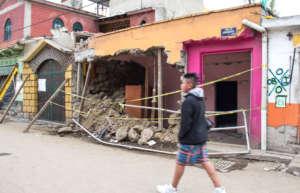 Street Scene in San Gregorio