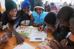 Support This Unique Free Library in Rural Tanzania