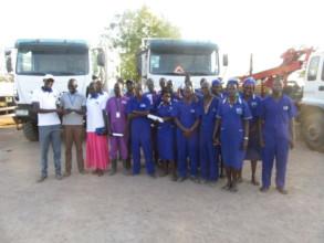 South Sudan Team