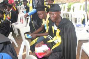 vocational school graduants