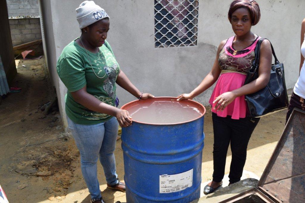 Bring clean water to 38 children